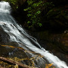 Waterfall on the upper reaches of Keener Creek