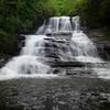 Unnamed Waterfall in Nantahala National Forest