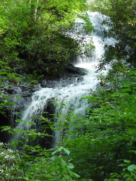 Twin Falls (Pisgah National Forest, NC)