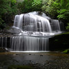 Unnamed Waterfall in Jackson County
