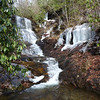 The Waterfall on Kuykendall Creek