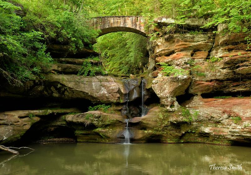 Hocking Hills State Park - Old Man's Cave