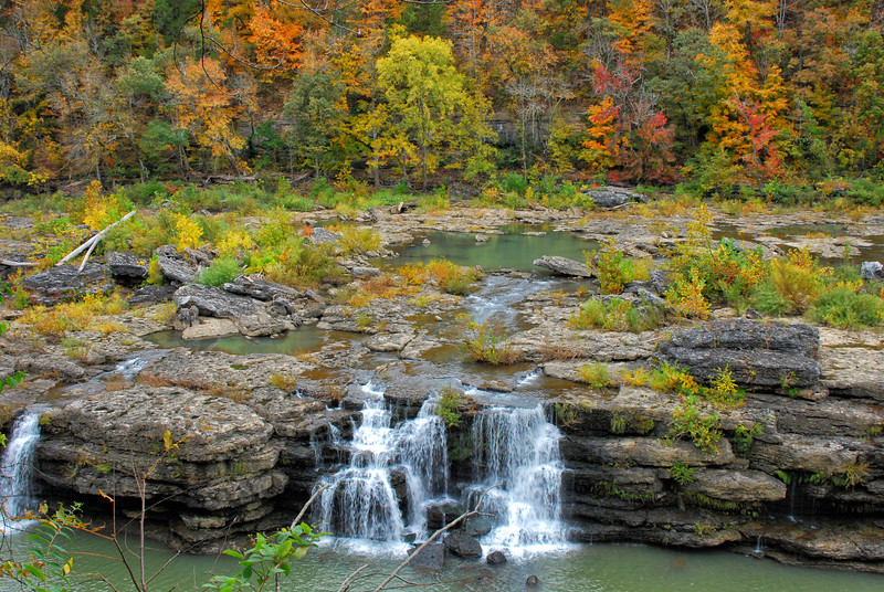 Rock Island State Park - Great Falls