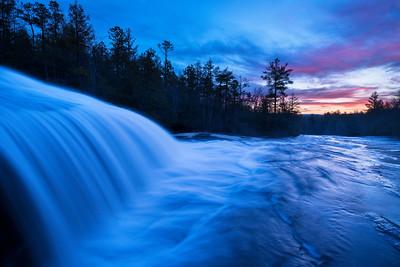 Bridal Veil Falls | DuPont State Forest