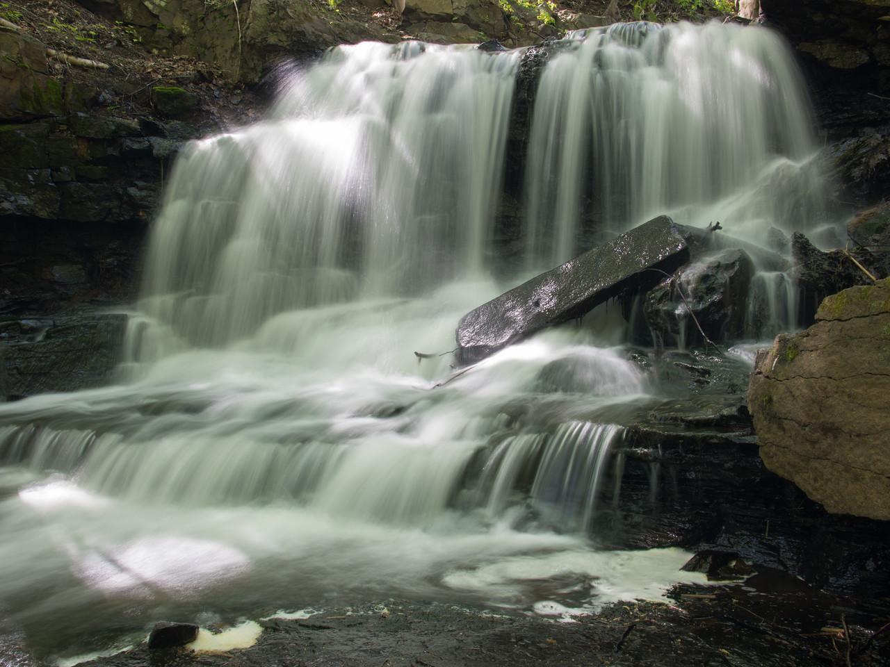 Dividend Falls