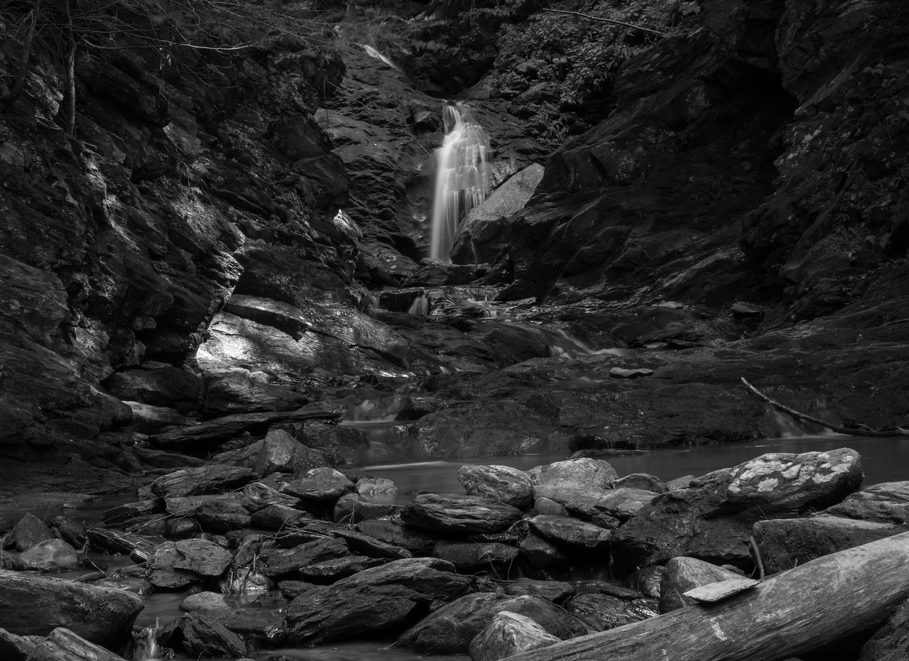 The Cascade Falls