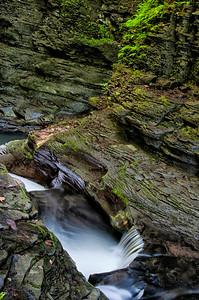 Waterfalls, Walkins Glen, NY