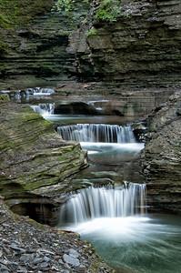 Waterfall, Watkins Glen, NY