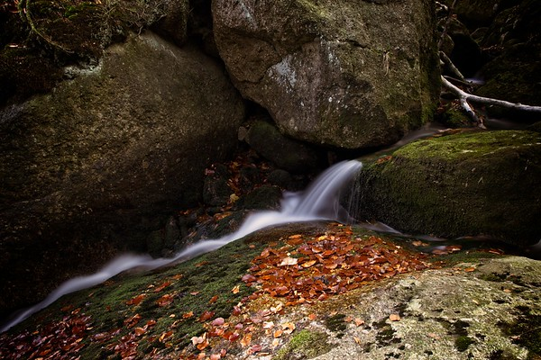 Waterfalls on the creek