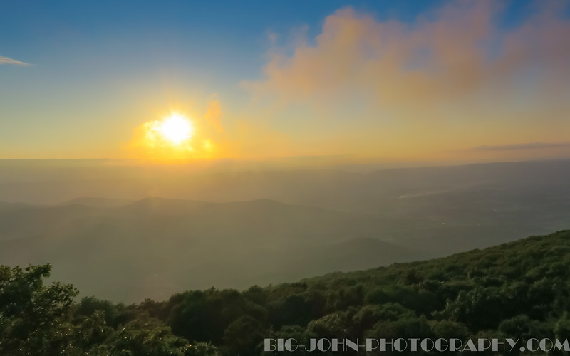 Sunset From Blackrock
