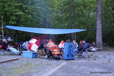 Smokemount campground