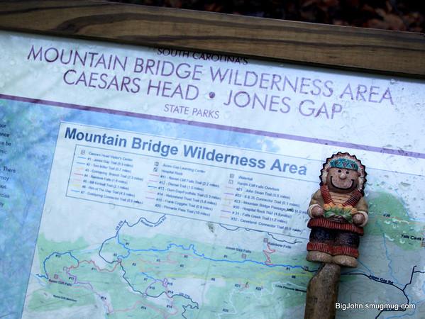 Chief Whatthemuck likes Jones gap!