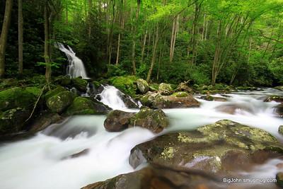 Mouse creek Falls  SMNP
