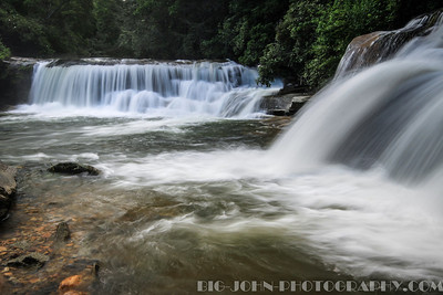 French Broad Falls