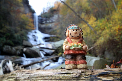 "Chief Says! ""Raven Cliff Falls is wonderful"""