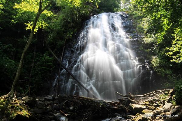Downfall @ Crabtree Falls