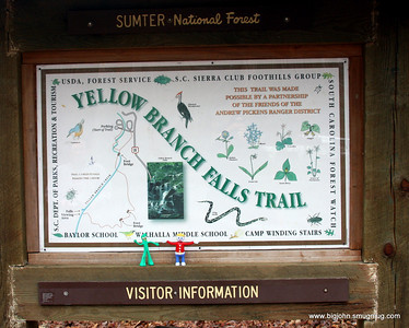another trail sign!