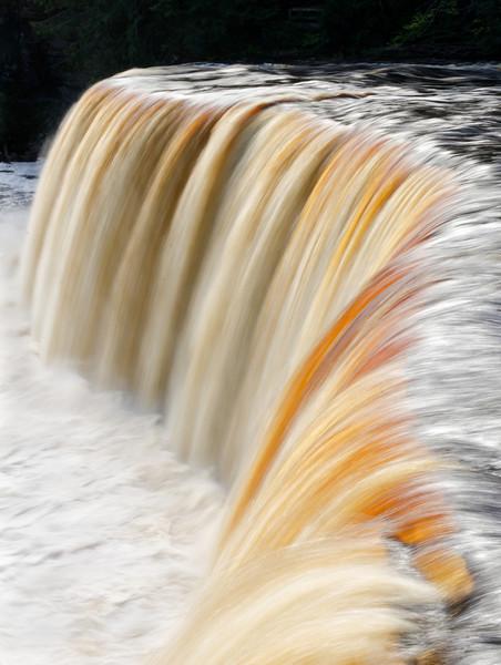 Taquamenon Falls, Taquamenon State Park, Michigan