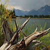 Jackson Lake, Grand Tetons National Park, Wyoming