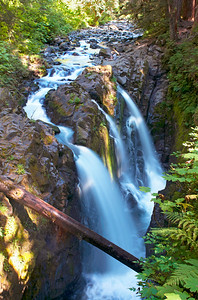 Sol Duc Falls, Olympic National Rain Forest