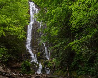 Mingo Falls, Swain County, NC
