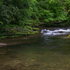 Rapids on Deep Creek, GSMNP, Swain County, NC
