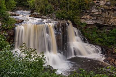 Blackwater Falls - Blackwater Falls SP