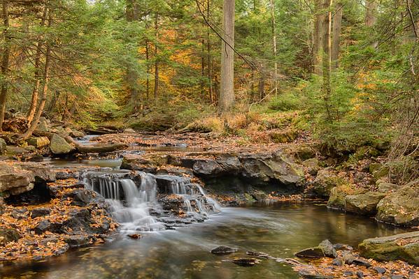 Waterfalls - Ricketts Glen