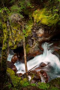 Avalanche Creek Runoff