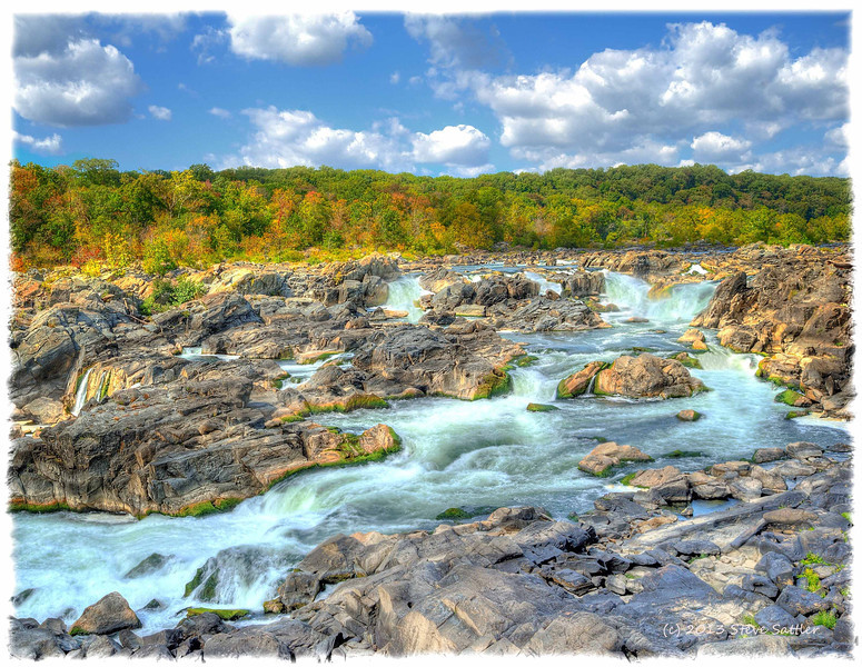 Great Falls - Maryland Shore