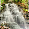 Erie Falls in Ricketts Glen State Park, PA - Spring 2013