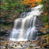 Ganoga Falls - Ricketts Glen State Park - PA