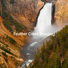 Upper Falls Yelowstone