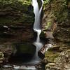 Adam's Falls<br /> Rickett's Glen State Park