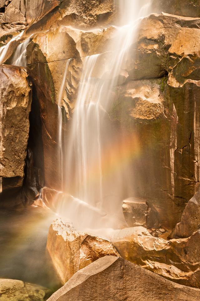 Rainbow Over Vernal Falls
