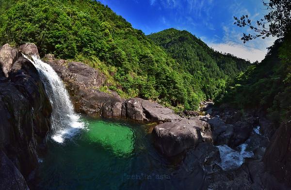secret paradise 龙泉山