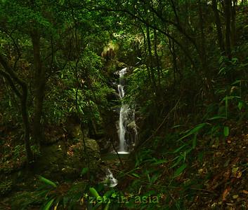 Monkey Valley Falls