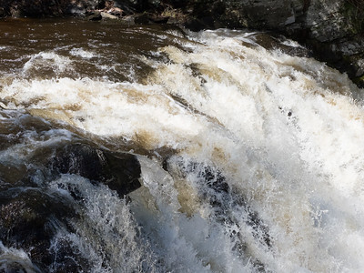 Power Dam Falls on Falls River