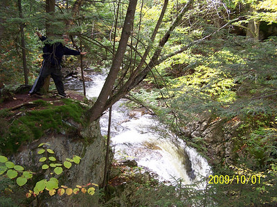 East Branch Ausable River   Adirondack High Peaks