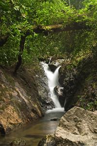 Upper Bocawina Falls at Mayflower Bocawina National Park.