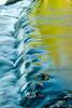 Fall Colors Reflected in the water - Bond Falls, Michigan Upper Peninsula