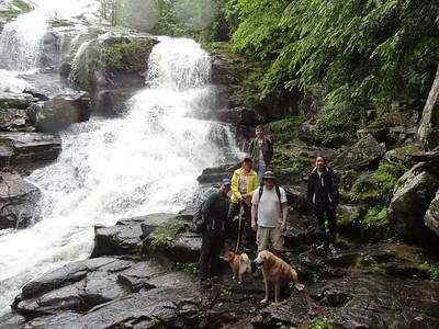 Buttermilk Falls              Lake George, NY