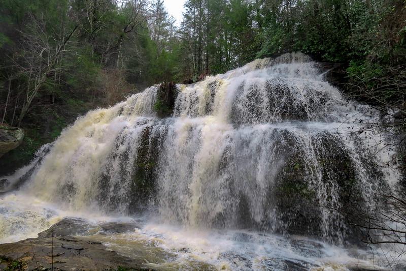 60. Long Creek Falls, SC