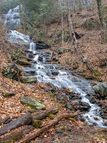 96. Logging Road Falls, NC