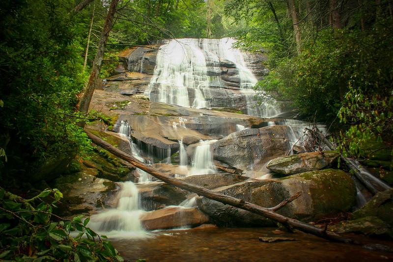 71. Cove Creek Falls, NC