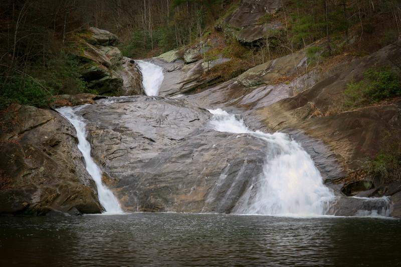91. Wintergreen Falls, NC