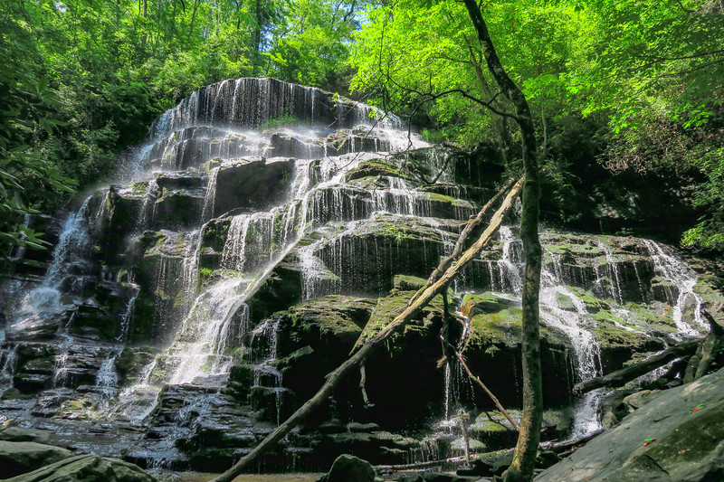 55. Yellow Branch Falls, SC