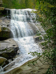 09. Upper Creek Falls, NC