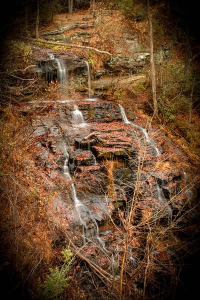 29. Issaqueena Falls, SC