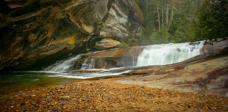 36. Bird Rock Falls, NC